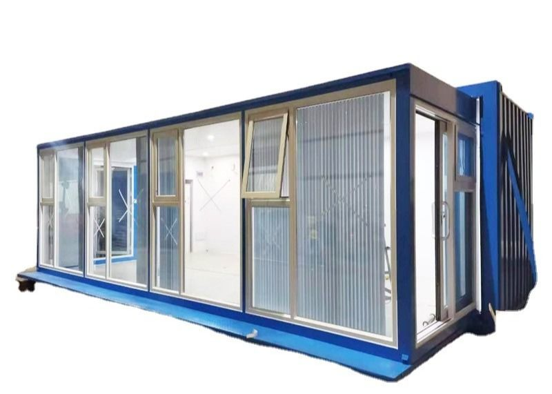 Prefabricated Container Expandable Home
